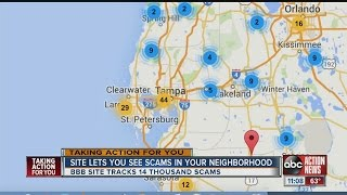 The Better Business Bureau launches Scam Tracker database for consumers