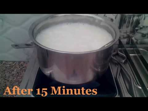 How to Make Paneer from Milk - With Easy Step  दूध से पनीर कैसे बनाये - ...