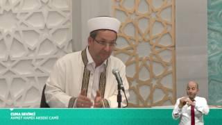 Cuma Sevinci Vaaz (19.08.2016) 2017 Video