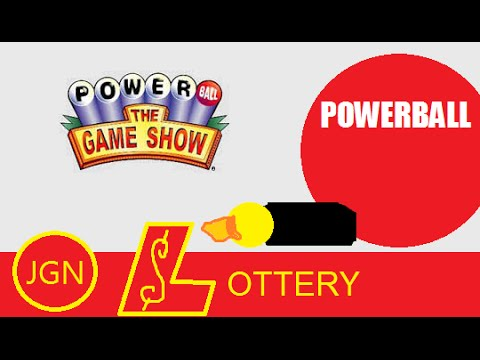 Powerball The Game Show  - JGN Lottery
