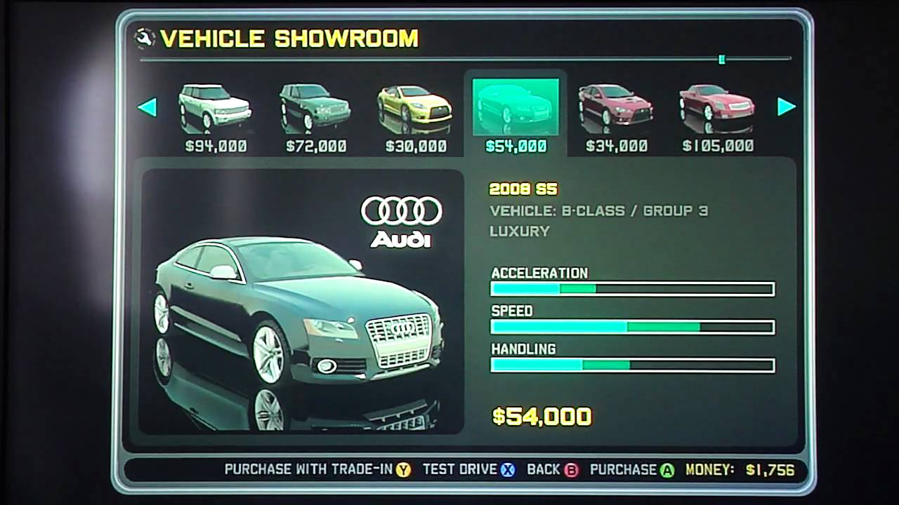 Midnight Club Los Angeles South Central Car Packs 1 And 2