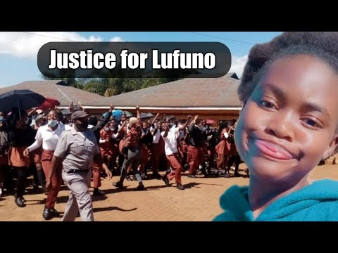 RIP Lufuno | Full details of what transpired at Mbilwi Secondary School.