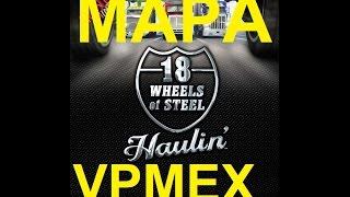 18 WoS Haulin Descargar Mapa VPMEX [última versión BETA]