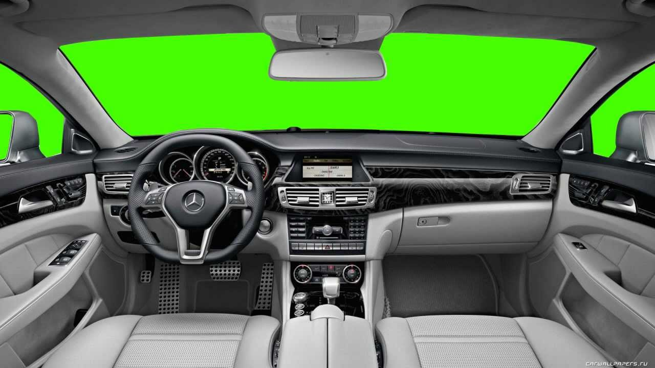 inside of super lux car in green screen free stock footage youtube. Black Bedroom Furniture Sets. Home Design Ideas