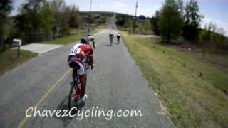 Colombian Cyclists Set A Fast Pace While Climbing The Steepest Hill In Florida