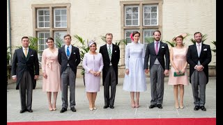 Grand Ducal Family celebrates Luxembourg's National Day