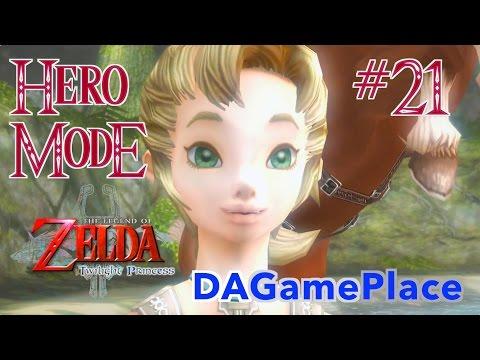 The Legend of Zelda: Twilight Princess HD #21 - Ilia's Memory (Hero Mode)