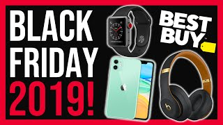Black Friday 2019 - Top 25 BEST Tech Deals!
