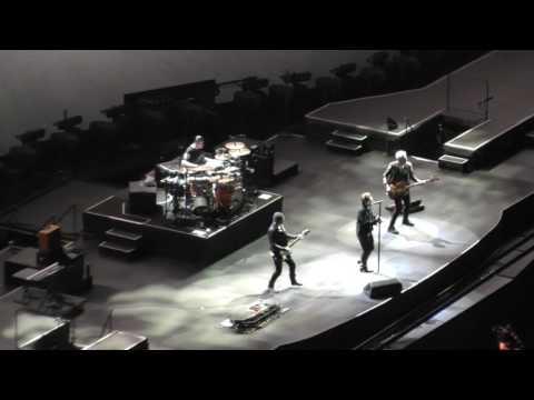 U2 6/25/17: 5 - Where the Streets Have No Name - Foxborough, MA
