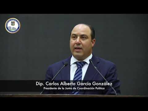 Dip  Carlos García González-Participación en Dictámenes de la pasada Sesión Ordinaria,hjkhjkh