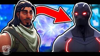 HOW A NOOB DIED AND BECAME OMEGA - A Fortnite Short Film