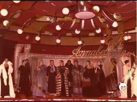 ANNABELLA SHOW 1976 ALLA CUPOLA D'ORO music-hall
