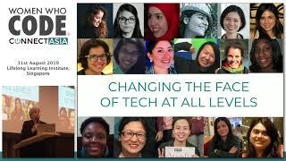Women Who Code Global Keynote Address - Amanda Hill-Attkisson