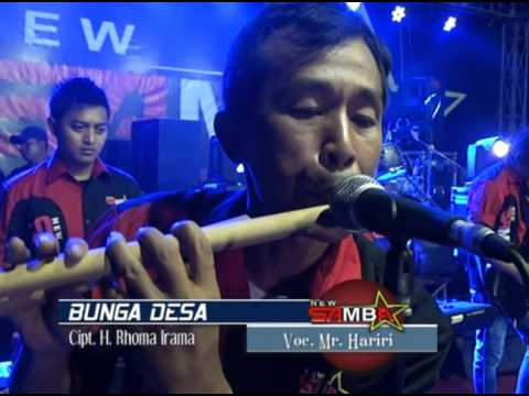 RAIB BUNGA DESA - NEW SAMBA