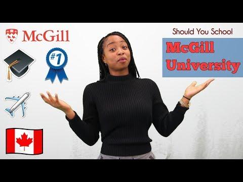Should You School: McGill University