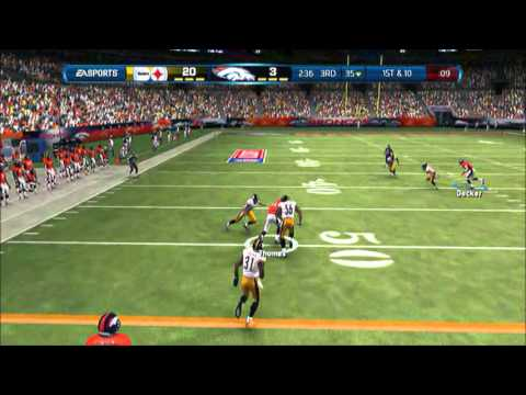 Madden 13: Eric Decker: Miracle at Mile High 2