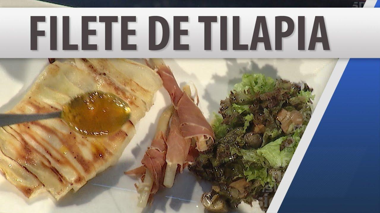 Filete de tilapia en salsa de maracuy recetas de comida for Comida para tilapia