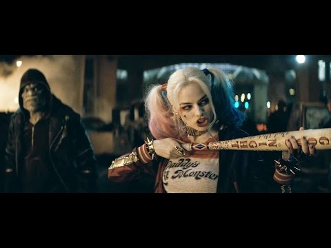 Suicide Squad – Comic-Con First Look (Official)