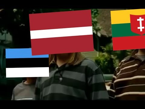 [HOI4] How Playing a Baltic Country Feels Like