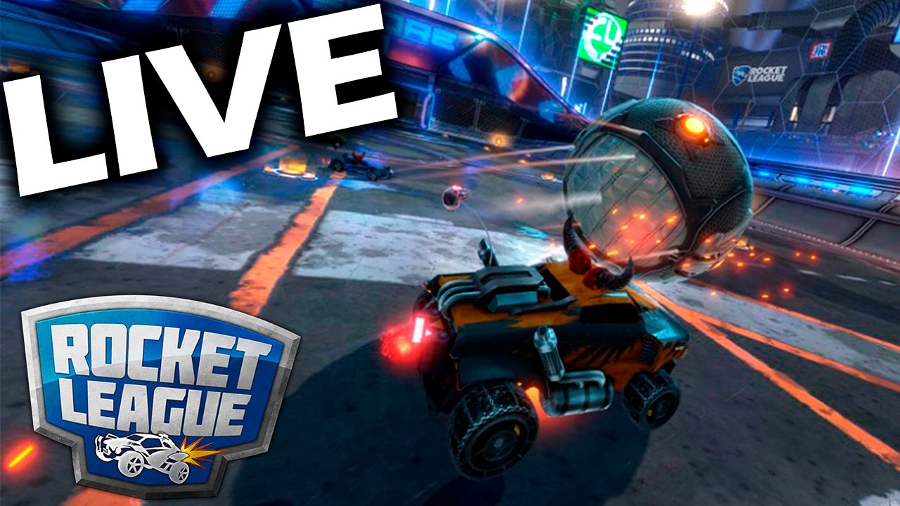 Rocket League Live