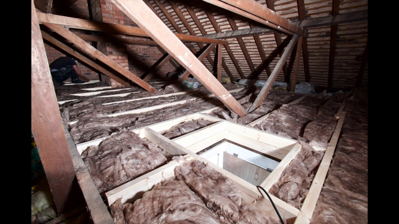 How To Board A Loft >> How To Insulate And Board Out Your Loft Empire Lofts Youtube