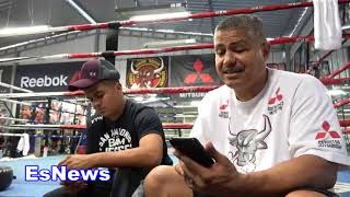 Robert Garcia: Those Who Killed Junior Should Have Been Mad At The Girl Not Kill Innocent Kid