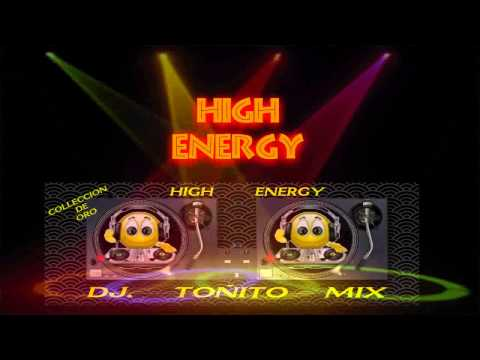 HIGH ENERGY. vol. 1 -- (COLLECCION DE ORO)