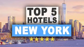 Top 5 Hotels in New York - Our Honest Recommendations (Watch this BEFORE you book your stay)