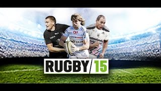 Rugby 15 Gameplay (PC HD)