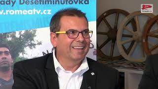 ZÁZNAM: Debata romských kandidátů do komunálních voleb 2018