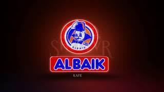 Логотип для билборда - Albaik 2