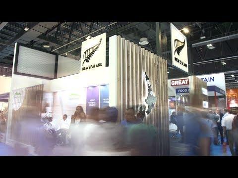 [New Zealand Trade and Enterprise] - Gulfood 2018