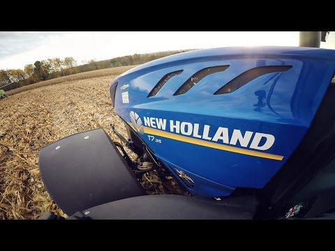 Hydraulics Simplified - New Holland T7.315