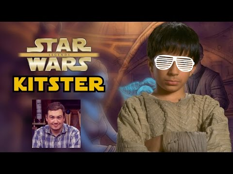 The Legend of Kitster Featuring Andy Blanchard  Star Wars Explained