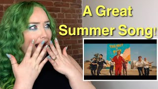BTS (방탄소년단) 'Permission to Dance' Official MV REACTION l GETKOOKED
