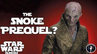 The Snoke Prequel?
