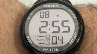 xONIX WR 100M ИНСТРУКЦИЯ