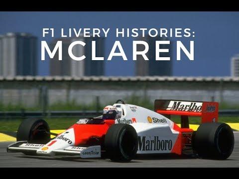 Download F1 Livery Histories: McLAREN