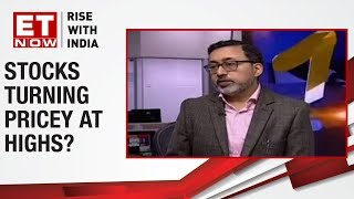 Will the growth scare curb upmove? | Dipen Sheth of HDFC Securities to ET NOW