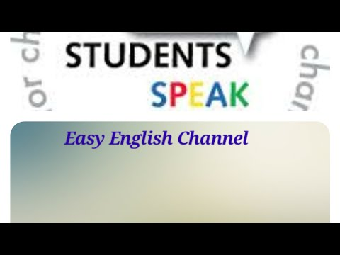 Easy English Channel : Student's feedback