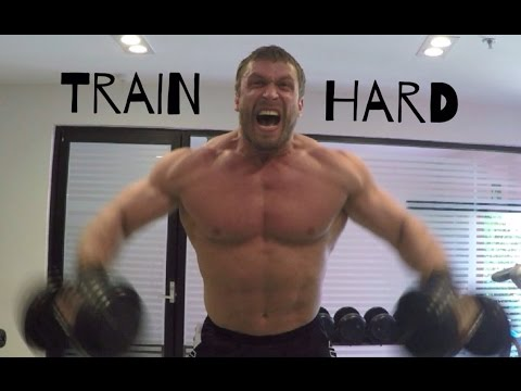 Dmitry Klokov - TRAIN HARD  !!!