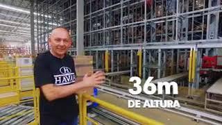 NOSSO CENTRO DE DISTRIBUIÇÃO | Conheça a Havan | Luciano Hang