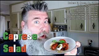 How To Make Caprese Salad - Day 16,790
