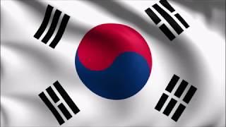 Lagu Kebangsaan Korea Selatan - Aegukga ( Sub Indonesia )