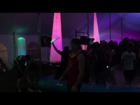 Conestoga college kitchener foam party 2016