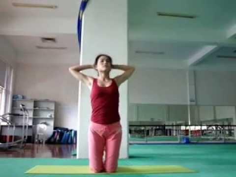 Bài tập Yoga số 2