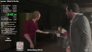 GTA V Classic% Speedrun Practice - Hugo_One Twitch Stream - 8/22/2017