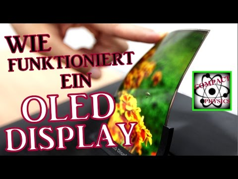 Wie funktioniert ein OLED Display? [Compact Physics]