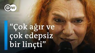 Aslı Erdoğan: Ben dahil 6 milyona terörist denen ülkede, bu lafı kullanmam - DW Türkçe