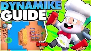 How to Play Dynamike - Advanced Dynamike Guide - Brawl Stars